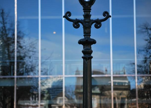 Reflections, The Plein, The Hague